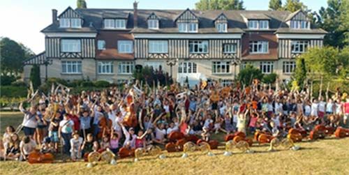 Académie d'été 2020 en Normandie