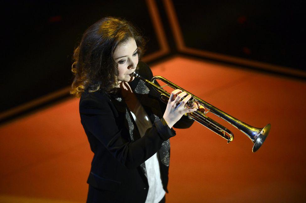 Lucienne Renaudin Vary, la «Révélation» des Victoires de la musique classique