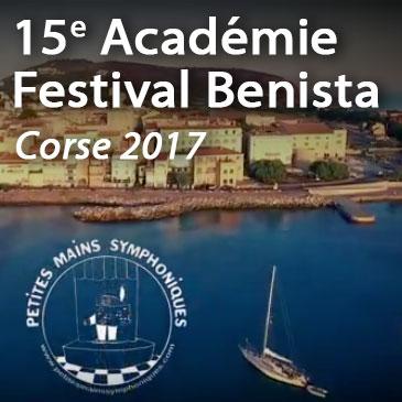 Académie Corse 2017