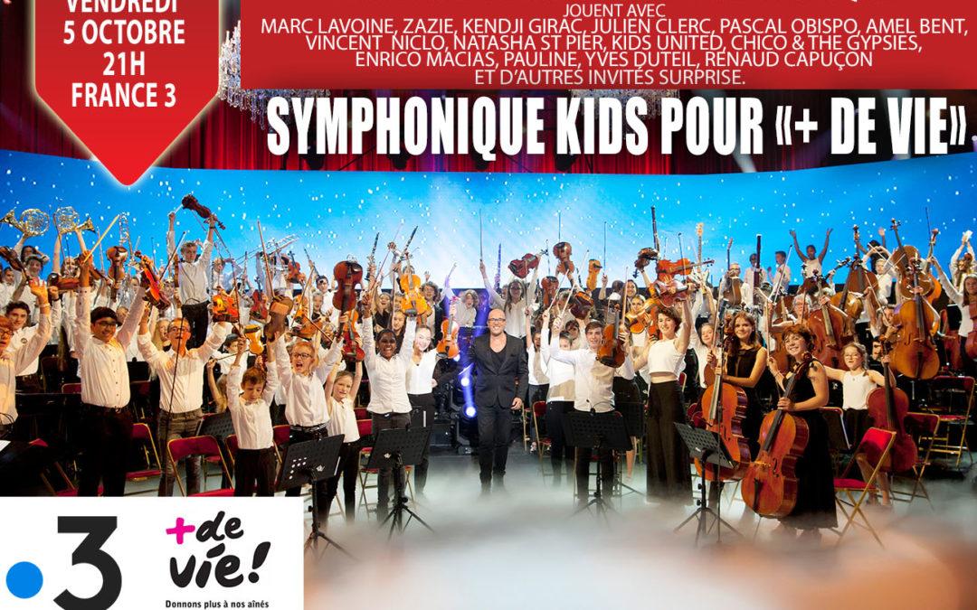 Les Petites Mains Symphoniques jouent pour + de vie