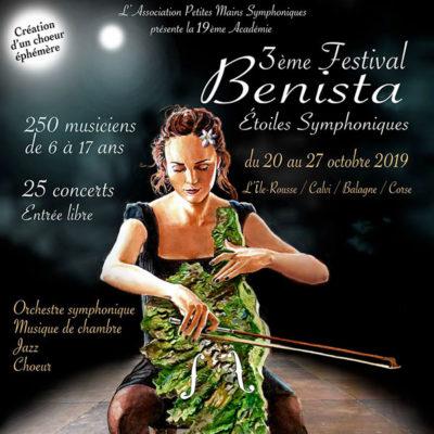 Festival Benista Etoiles Symphoniques