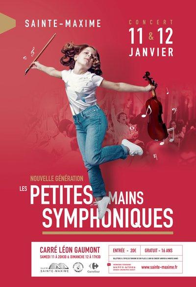 Concert nouvelle génération : Les Petites Mains Symphoniques