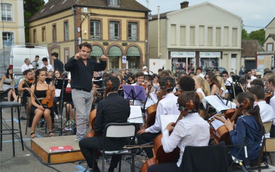 Les Etoiles Symphoniques proposent 60 concerts avec 280 musiciens
